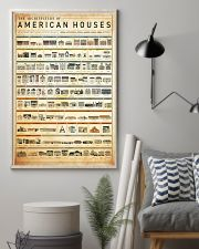 architecture american houses 11x17 Poster lifestyle-poster-1