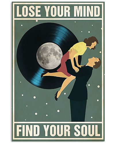 vinyl Music Lose Your Mind