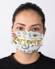 Bartender I am mas Cloth Face Mask - 3 Pack aos-face-mask-lifestyle-01