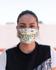 Bartender I am mas Cloth Face Mask - 3 Pack aos-face-mask-lifestyle-03