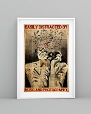 Music Photography easily distracted pt dvhh-NTH 11x17 Poster lifestyle-poster-5