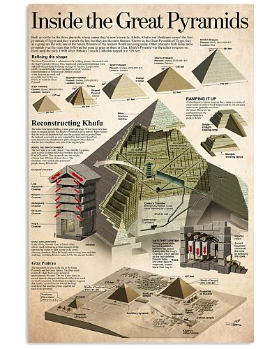 Inside the Great Pyramids of Egypt
