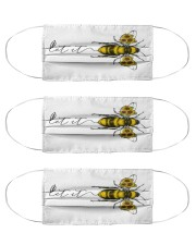 let it bee mas Cloth Face Mask - 3 Pack front