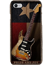 Fnder Stve Ry Vughan guitar box pc mttn-dqh Phone Case i-phone-8-case
