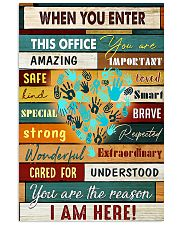 Office poster 11x17 Poster front