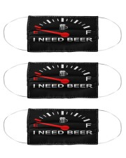 I need beer mas  Cloth Face Mask - 3 Pack front
