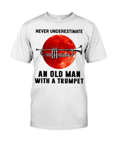 music om trumpet old man