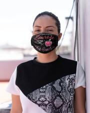 art teacher sparkle mas  Cloth Face Mask - 3 Pack aos-face-mask-lifestyle-04