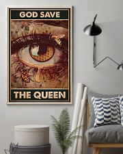 Bee god save the queen pt lqt-NTH 11x17 Poster lifestyle-poster-1