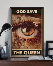 Bee god save the queen pt lqt-NTH 11x17 Poster lifestyle-poster-2