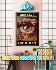 Bee god save the queen pt lqt-NTH 11x17 Poster lifestyle-poster-6