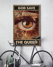 Bee god save the queen pt lqt-NTH 11x17 Poster lifestyle-poster-7