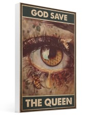 Bee god save the queen pt lqt-NTH 16x24 Gallery Wrapped Canvas Prints thumbnail