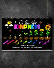 teacher Cultivate Kindness poster  17x11 Poster poster-landscape-17x11-lifestyle-12