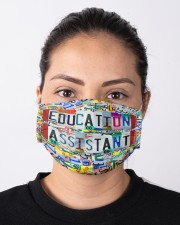 education assistant Cloth Face Mask - 3 Pack aos-face-mask-lifestyle-01