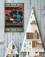 vinyl record find my soul poster  11x17 Poster lifestyle-holiday-poster-2