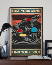 vinyl record find my soul poster  11x17 Poster lifestyle-poster-2