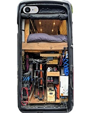 cycling camping van rear pc mttn-dqh Phone Case i-phone-8-case