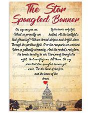 Lyri USA anthem 11x17 Poster front