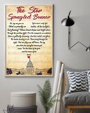 Lyri USA anthem 11x17 Poster lifestyle-poster-1