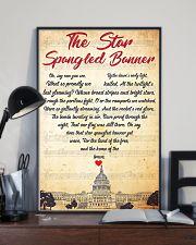 Lyri USA anthem 11x17 Poster lifestyle-poster-2