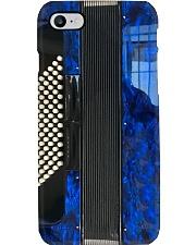 Accordion blue pc dvhh-dqh Phone Case i-phone-8-case