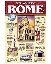 gift of ancient rome 11x17 Poster front