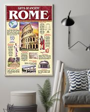gift of ancient rome 11x17 Poster lifestyle-poster-1