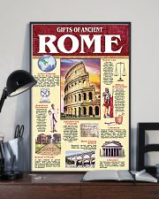 gift of ancient rome 11x17 Poster lifestyle-poster-2