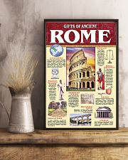 gift of ancient rome 11x17 Poster lifestyle-poster-3
