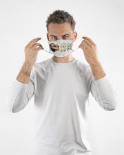 art teacher help create great kids mas Cloth Face Mask - 3 Pack aos-face-mask-lifestyle-08