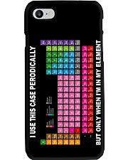 chemistry periodically mas 1 Phone Case thumbnail