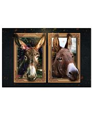 donkey 2-3d poster  17x11 Poster front