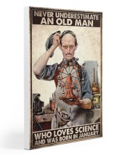 science old man january never pt lqt ngt 20x30 Gallery Wrapped Canvas Prints front