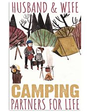 Camping partners3 11x17 Poster front