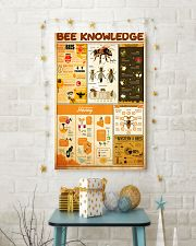 bee-knowledge 24x36 Poster lifestyle-holiday-poster-3