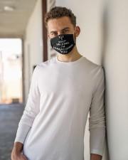 psychologist diagnosing you mas  Cloth Face Mask - 3 Pack aos-face-mask-lifestyle-10
