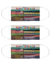 HR mas  Cloth Face Mask - 3 Pack front
