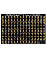 Emperors of roman empire 36x24 Poster front