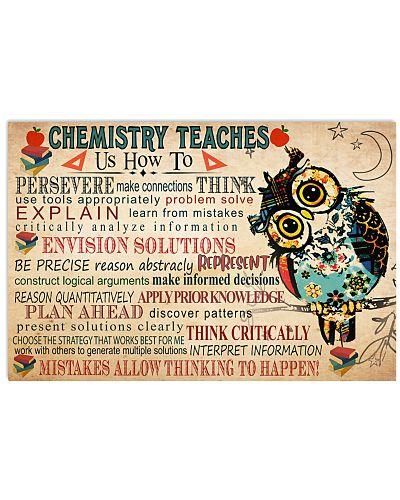 chemistry teacher owl