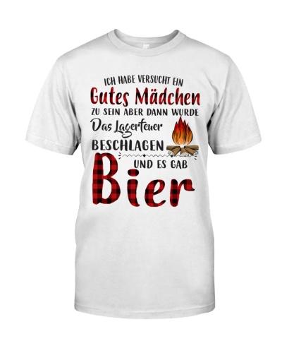 Good girl and Beer