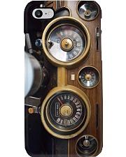 Frd Musta Bulit dashboard pc lqt ntv Phone Case i-phone-8-case