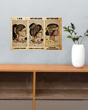 book girl i am a reader pt phq-NTH 17x11 Poster poster-landscape-17x11-lifestyle-24