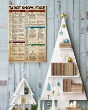tarot knowledge 7-1 24x36 Poster lifestyle-holiday-poster-2
