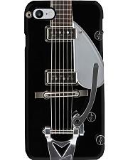 Georg Harriso the Beatl Gretsc guitar dvhh-NTV Phone Case i-phone-8-case