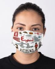 england map mas  Cloth Face Mask - 3 Pack aos-face-mask-lifestyle-01