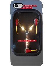 BTTF time machine flux case dvhh-NTH Phone Case i-phone-8-case