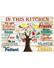 lunch lady this kitchen 17x11 Poster front