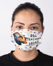 ESL Teacher squad mas Cloth Face Mask - 3 Pack aos-face-mask-lifestyle-01