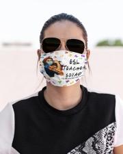 ESL Teacher squad mas Cloth Face Mask - 3 Pack aos-face-mask-lifestyle-02